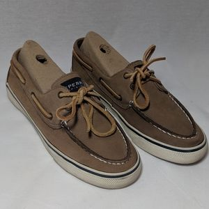 Sperry Leather Boat Shoe